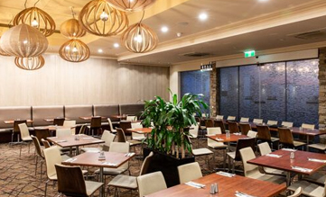 Bistro, Ideal dining for family, business or pleasure: